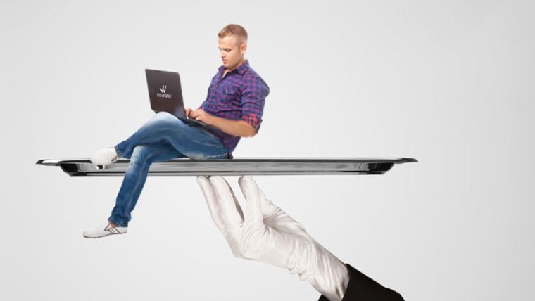 Conception de bureaux: et si vous considériez vos employés comme des  clients?